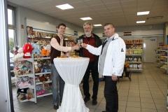 Offizielle Einweihung P&C Ladestation Leipzig / Lindenthal