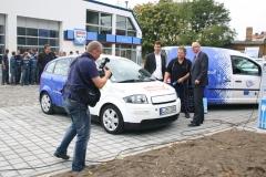 Kompetenzzentrum für Elektrofahrzeuge an neuem Standort