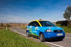 Zwei Audi A2 electric an die Halberstadtwerke ausgeliefert!