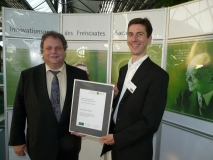 Innovationspreis Sachsen 2011